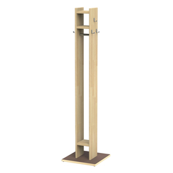 Coat rack W133 | Garderoben | Woodi