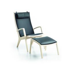 Ara 1 + Ara 6 | Lounge chairs | Schou Andersen