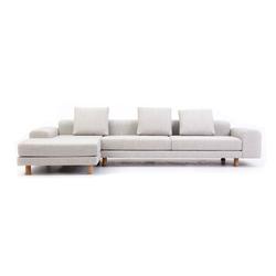 MAN 203 + MAN 302 | Modular sofa systems | LK Hjelle