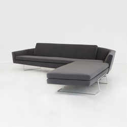 Sculpt Sectional No 513 | Canapés | David Weeks Studio