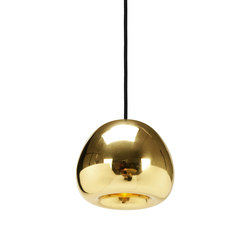 Void Mini Pendant Brass | Lámparas de suspensión | Tom Dixon