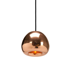 Void Mini Pendant Copper | General lighting | Tom Dixon