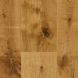 FLOORs Specials Rovere robust rustic | Pavimenti in legno | Admonter