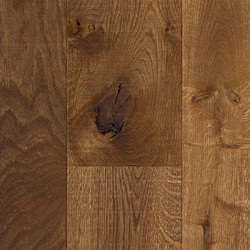 FLOORs Specials Rovere marrone robust rustic | Pavimenti in legno | Admonter
