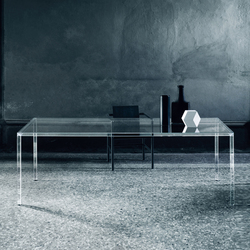 Luminous | Tables de repas | Glas Italia