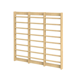 Gymnastic wall P111 | P112 | Play furniture | Woodi