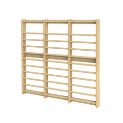 Gymnastic wall P121 | P122 | Play furniture | Woodi