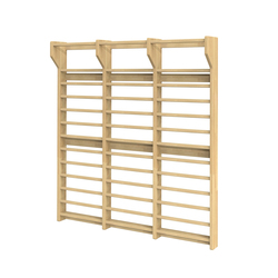 Gymnastic wall P231 | P232 | Play furniture | Woodi