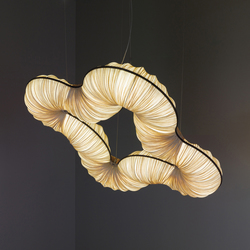 Rotini 140 | Suspended lights | Aqua Creations