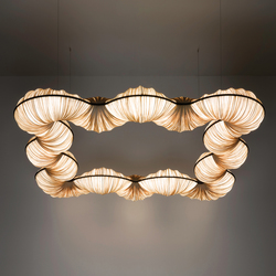 Rotini 208 | Suspended lights | Aqua Creations