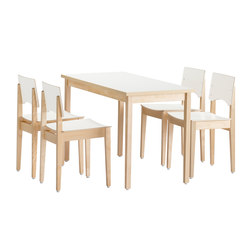 Table for adults 6012-S73S | Mesas | Woodi
