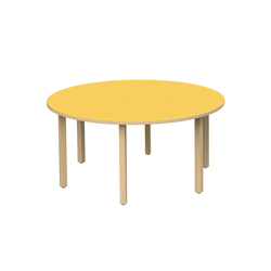 Table for children 1200-L60S | Mesas para niños | Woodi
