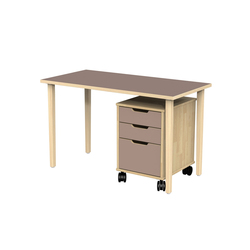 Desk 6012-L73S | Kindertische | Woodi
