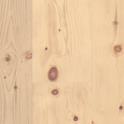 FLOORs Résineux Arolle blanc basic | Sols en bois | Admonter