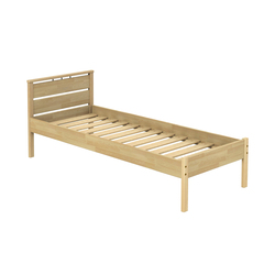 Bed for adults A572M | Beds | Woodi
