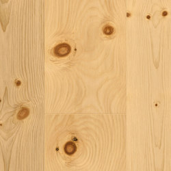 FLOORs Résineux Arolle basic | Sols en bois | Admonter