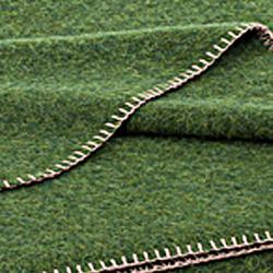 Alina Blanket kiwi | Plaids / Blankets | Steiner