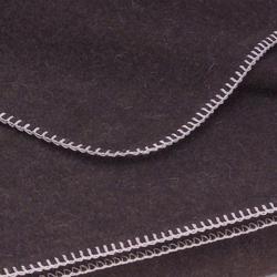 Nora Blanket torf | Plaids / Blankets | Steiner