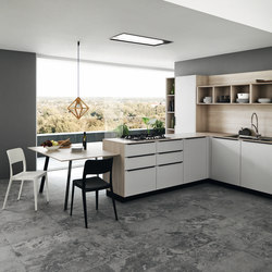 Ariel | Composition 1 | Fitted kitchens | Cesar Arredamenti