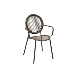 Antonietta | 3397 | Restaurant chairs | EMU Group