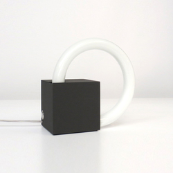 Cubo Black | Oggetti luminosi | boops lighting