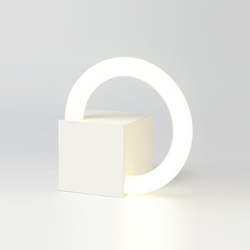 Cubo White | Lighting objects | boops lighting