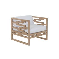 Kontiki | 6420N | Garden armchairs | EMU Group