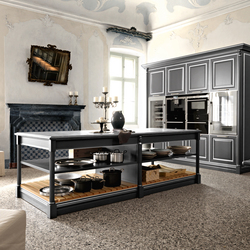 Elite | Composition 1 | Fitted kitchens | Cesar Arredamenti