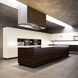 Elle | Composition 3 | Fitted kitchens | Cesar Arredamenti