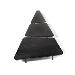 Slab Coffee Table – Triangle | Lounge tables | Tom Dixon