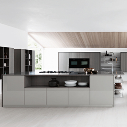Kalea | Composition 2 | Fitted kitchens | Cesar Arredamenti