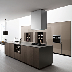 Kalea | Composition 3 | Fitted kitchens | Cesar Arredamenti