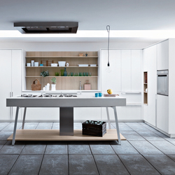 Kalea | Composition 4 | Fitted kitchens | Cesar Arredamenti