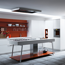 Kalea | Composition 5 | Fitted kitchens | Cesar Arredamenti