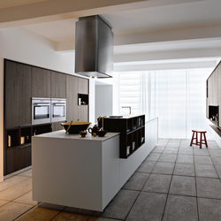 Kalea | Composition 6 | Fitted kitchens | Cesar Arredamenti
