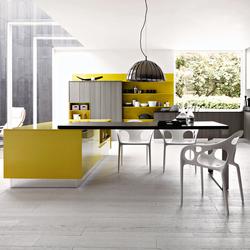 Kalea | Composition 7 | Einbauküchen | Cesar Arredamenti