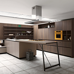 Kalea | Composition 8 | Fitted kitchens | Cesar Arredamenti
