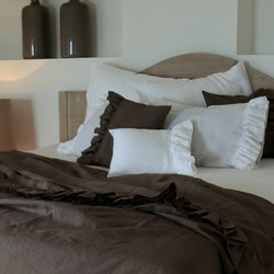 Bed linen | Linges de lit | secrets of living