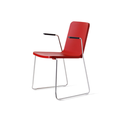 Pompidoo KS-185 | Visitors chairs / Side chairs | Skandiform