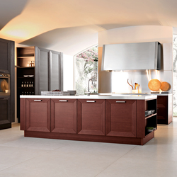 Noa | Composition 1 | Fitted kitchens | Cesar Arredamenti
