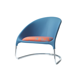 Sitter L F-265 | Lounge chairs | Skandiform
