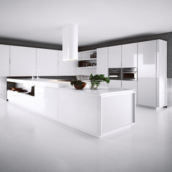 Yara | Composition 1 | Fitted kitchens | Cesar Arredamenti
