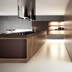 Yara | Composition 3 | Fitted kitchens | Cesar Arredamenti