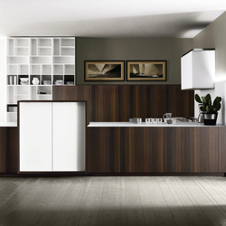 Yara | Composition 7 | Fitted kitchens | Cesar Arredamenti