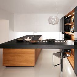 Yara | Composition 9 | Fitted kitchens | Cesar Arredamenti