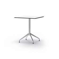 Pro Table 4 Star Base | Cafeteria tables | Flötotto