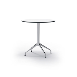 Pro Table 4 Star Base | Mesas para cafeterías | Flötotto