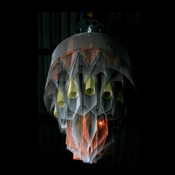 Mandala Study No.1 | Ceiling suspended chandeliers | Willowlamp
