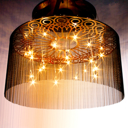 Ngoma Drum - 1000 - suspended | Lighting objects | Willowlamp