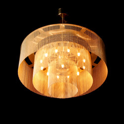 3-Tier - 700 - ceiling mounted | Ceiling lights | Willowlamp